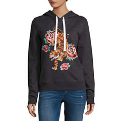 Tiger Fleece Hoodie- Juniors