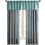 Ideology Aries Rod-Pocket Curtain Panel