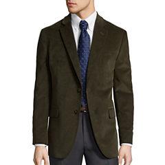 Stafford® Signature Corduroy Classic-Fit Sportcoat