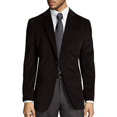 Stafford® Signature Corduroy Slim-Fit Cotton Sportcoat