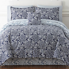 Home Expressions™ Montage Complete Bedding Set with Sheets & Accessories