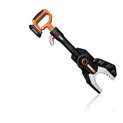 WORX JawSaw 20-Volt MAX Lithium Cordless Chain Saw