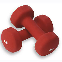 Valeo® Set of 2 Dumbbells