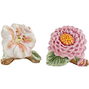 Fitz and Floyd® Flourish Salt and Pepper Shakers