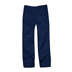 Dickies® FlexWaist® Flat-Front Twill Pants - Boys 8-20 and Husky