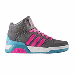 adidas Girls Basketball Shoes - Big Kids
