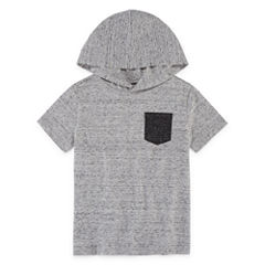 Arizona Short Sleeve Henley Shirt - Preschool Boys