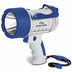 Cyclops 300 Lumen Marine Rechargeable Spotlight