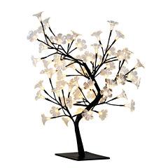 Simple Designs Plastic Table Lamp