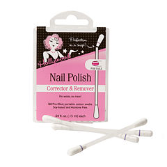 Hollywood Fashion Secrets Nail Polish Removing Swabs