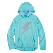 Xersion™ Long-Sleeve Icon Polyfleece Jacket - Girls 7-16 and Plus