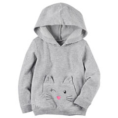 Carter's Hoodie-Toddler Girls