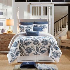 Croscill Classics Clayra 4-pc. Floral Comforter Set