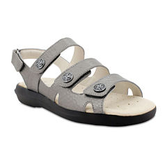 Propet® Bahama Womens Leather Sandals