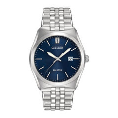 Citizen® Eco-Drive® Corso Mens Stainless Steel Watch BM7330-59L