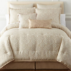 Royal Velvet® Palladio 8-pc. Comforter Set & Accessories