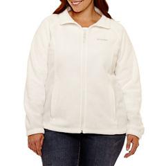 Columbia Fleece Jacket-Plus