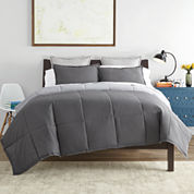 JCPenney Home™ Cotton Classics Solid Reversible Comforter
