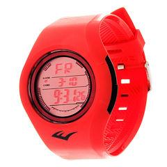 Everlast Digital Red Watch
