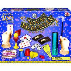 Young Magician 100 Tricks Magic Set