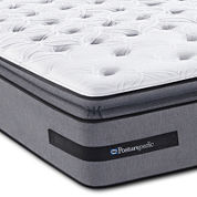 Sealy® Posturepedic® Arroyo Grande Valley Firm Euro Pillow-Top - Mattress Only