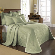 Historic Charleston Collection™ King Charles Matelassé Bedspread