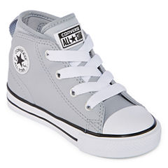 Converse Chuck Taylor All Star Syde  Street Leather - Mid Boys Sneakers