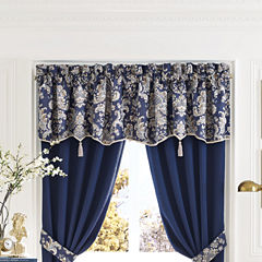 Croscill Classics Imperial Rod-Pocket Waterfall Valance