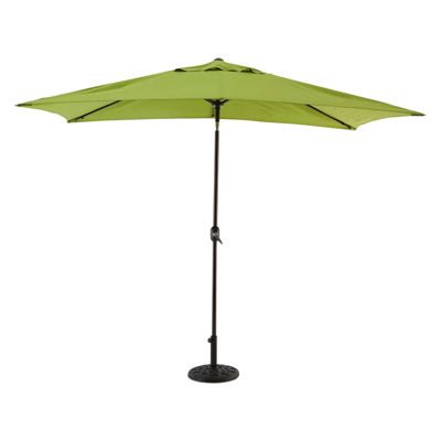 Outdoor Oasis™ 9ft Rectangle Market Umbrella