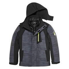 WeatherProof Systems 3-in-1 Jacket- Boys 8-20