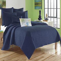 Q by Queen Street® Laurel Floral Comforter Set & Accessories