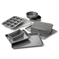 Calphalon® Gourmet Hard-Anodized Nonstick 10-Pc.Bakeware Set