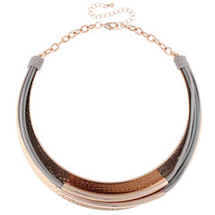 Bold Elements Womens Choker Necklace