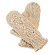 Isotoner® Chunky Mittens