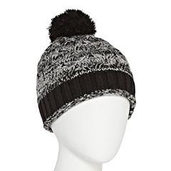 Isotoner® Pom Chunky Knit Hat