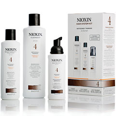 Nioxin® Hair System 4 Kit for Noticeably Thinning Chemically Treated Hair