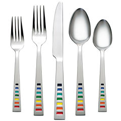 Fiesta Celebration 20-pc. Flatware Set - Service for 4