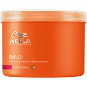 Wella® Enrich Moisturizing Treatment - Fine to Normal - 16.9 oz.