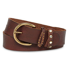 Mixit™ Leather Studded Belt