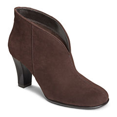 A2 by Aerosoles® Gold Role Ankle Boots