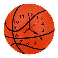 Trend Lab® Little MVP Basketball Wall Clock