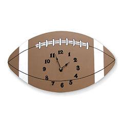 Trend Lab® Football Wall Clock