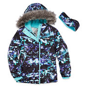 Zeroxposur® Margot Snowboard Jacket - Girls