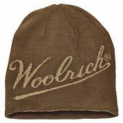 Woolrich Logo Beanie
