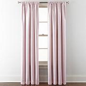 Home Expressions™ Jordyn Room-Darkening Rod-Pocket/Back-Tab Curtain Panel