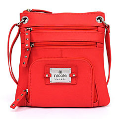 nicole by Nicole Miller® Marisa Mini-Crossbody Bag