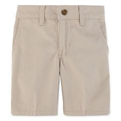 IZOD® Flat-Front Shorts - Toddler Boys 2t-4t