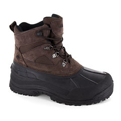 Northside Tundra Mens Weatherproof Insulated Snow Boots