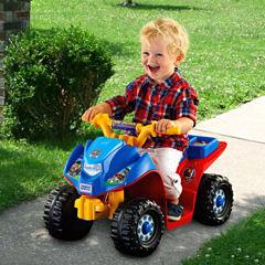 Fisher-Price Power-Wheels Nickelodeon PAW Patrol Lil' Quad