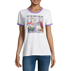 Rugrats Graphic T-Shirt- Juniors